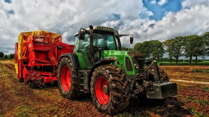 Ogrodzenia i produkty rolne