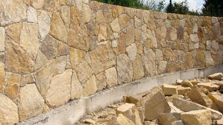 Kamień murowy – rodzaje i zastosowanie