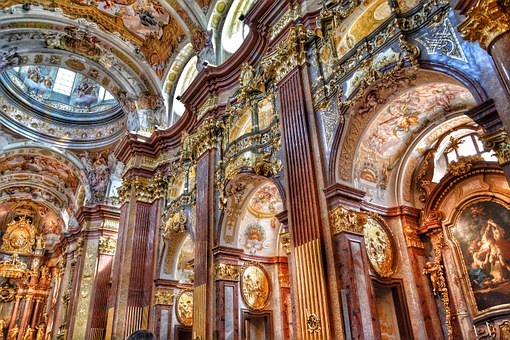 Architektura okresu baroku