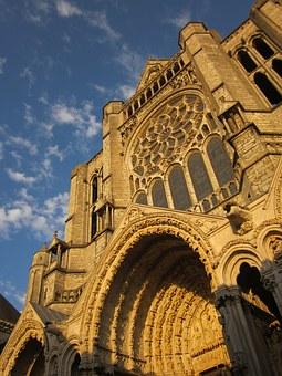 Francuskie katedry gotyckie