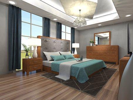 Jak zaaranżować sypialnię?